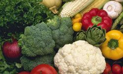 If you eat enough vegetables, could your skin start to look better?