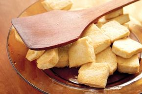 Tofu, a soy product, is an excellent source of complete protein.