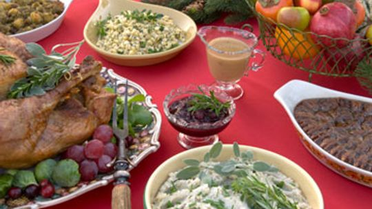 How to Go Vegetarian on Thanksgiving