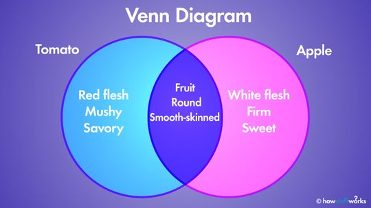The Venn Diagram: How Overlapping Figures Can Illustrate Relationships