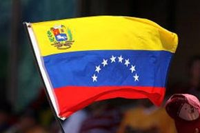 Venezuela's current flag is based on a flag used by freedom fighters who opposed the country's Spanish colonial rule. The stars symbolize the seven provinces of the country at the time it gained independence.