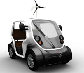 The Venturi Eclectic: 20th century body, 21st century technology. See more pictures of tiny cars.