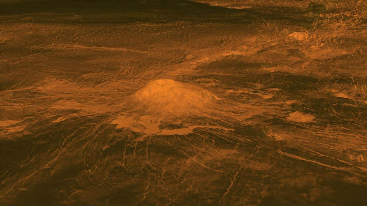 Here's Why NASA Is Returning to Venus After 40 Years