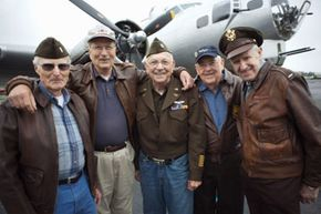 The GI Bill was introduced back when these guys served in the military. These days, it's more robust than ever.