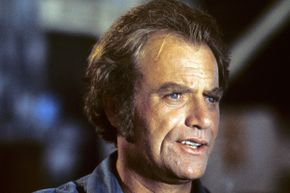 """Actor Vic Morrow on the TV show """"The Streets of San Francisco"""" in 1973."""