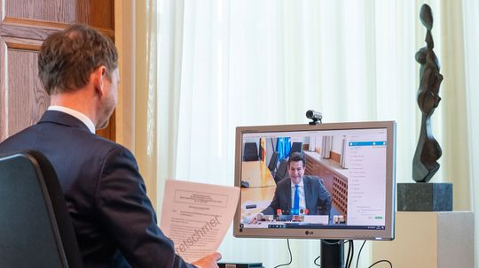 How to Look and Sound Good on Your Videoconference Call