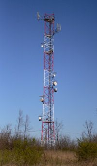 Gearing up for a 3G world: Phone companies must strengthen their cell phone towers for new features. 