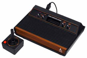 The Atari 2600's joystick can be turned into a cool TV remote control.