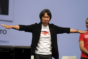 Mario creator Shigeru Miyamoto has worked at Nintendo since 1977, but a stable career in games isn't always easy to come by.