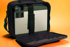 Don't forget: If you opt for a portable video projector, you'll also need a sturdy carrying case for it.