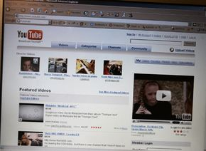 YouTube Image Gallery Video-sharing sites like YouTube allow users to post their own videos. See more YouTube pictures.