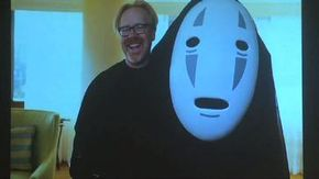 """Adam Savage describes walking the Comic-Con 2011 floor as No-Face from """"Spirited Away,"""" and how a fan figured him out."""