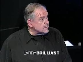 Listen to epidemiologist Larry Brilliant talk about stamping out smallpox.
