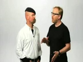 Watch this video about Intel's microprocessor size on HowStuffWorks. Science gurus Adam Savage and Jamie Hyneman show how incredible shrinking transistors are helping to cram old, super-sized supercomputer performance into small, sleek machines.