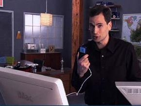"""Did you know you can use the iPod as a hard drive? Learn how on The Science Channel's """"It's All Geek To Me."""""""