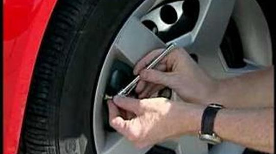 How does wheel alignment affect tire wear?