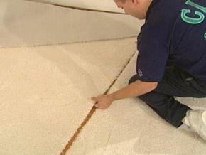 Gimme Shelter: Carpet Installation