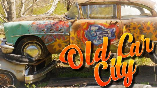 Old Car City: The Junkyard Turned Photographer's Paradise