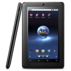 The ViewBook 730 is the least expensive of ViewSonic's tablet offerings.