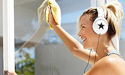 Easy tips for clean windows.