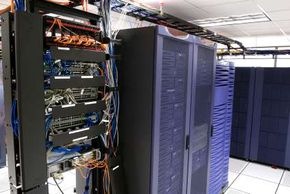 Virtual computing does not require large mainframe configurations.
