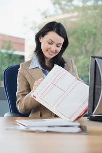 Virtual office assistants provide administrative help from their own home.