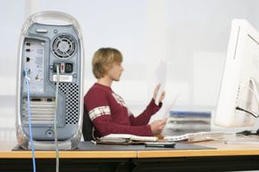 A virtual office assistant may handle billing and scheduling.