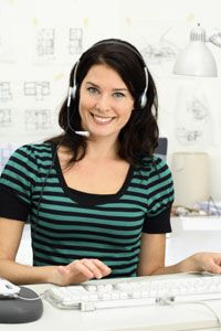 Virtual office assistants can find training help online.