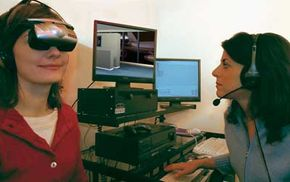 Virtual medicine was developed to try and help the millions of people that suffer from phobias. See more modern medicine pictures.