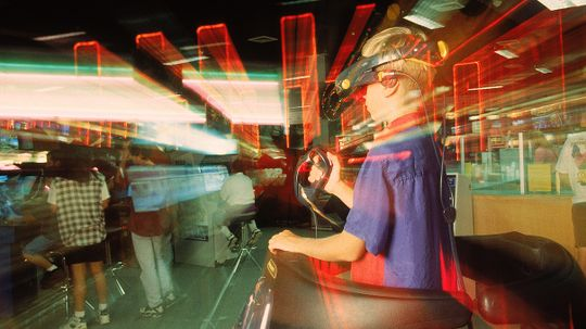 Virtual Reality Arcades Are Getting Real in the U.S.