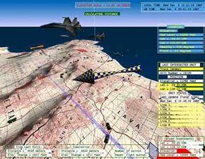 The Dragon Battlefield Visualization System