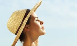 Getting limited amounts of sun and taking vitamin D supplements can decrease your risk for cancer.