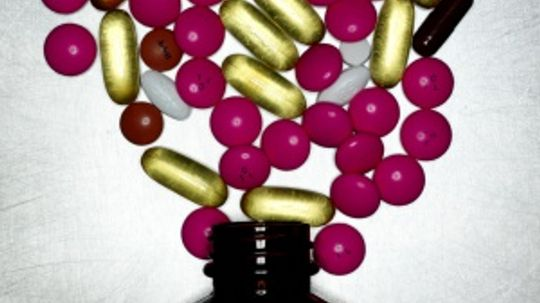 Daily Recommendations for Vitamins, Minerals and Supplements