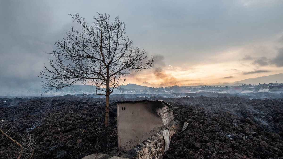 Why the Mount Nyiragongo Volcano in the Congo Is so Dangerous