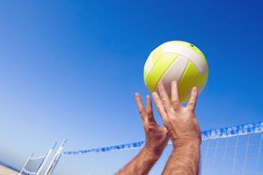 Whether indoor or beach, volleyball is popular from coast to coast!