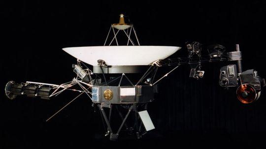 Voyager 2 Goes Interstellar, Just Like Voyager 1