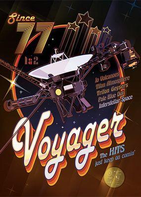 Voyayer poster