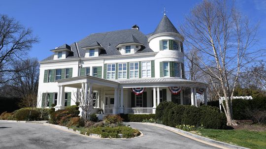 Where Does the U.S. Vice President Live?