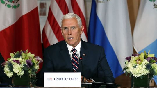 How a U.S. Vice Presidential Vacancy Is Filled