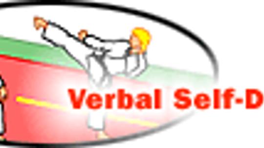 How Verbal Self-Defense Works
