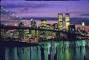Eventually, the WTC Twin Towers became a cherished icon of New York and America.