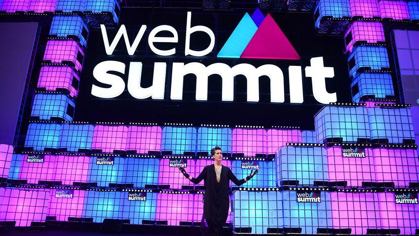 Imogen Heap, Web summit