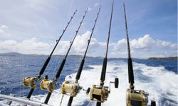 Deep-sea fishing used to be considered the ultimate type of sports fishing. Not anymore. See more fishing pictures.