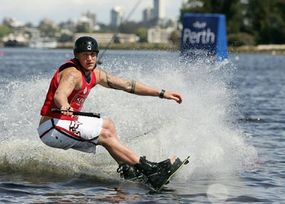 Growing in popularity throughout the world, wakeboarding draws thrillseekers for both fun and serious competition.