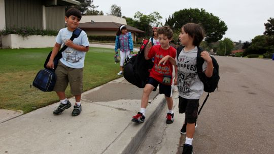 The Case for Kids Walking to School by Themselves