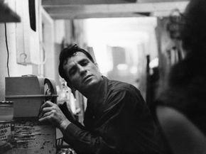 """Jack Kerouac, author of """"On the Road"""". See more pet pictures."""