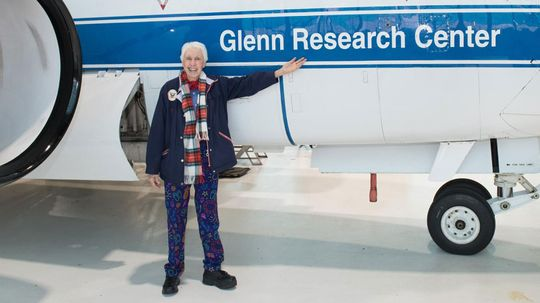 After 60 Years, Wally Funk, 82, Is Finally Going to Space