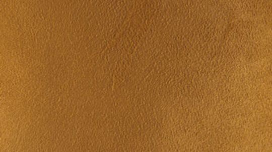 Faux Suede Wall Treatment