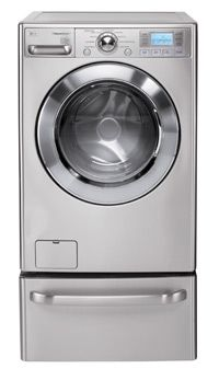 Allergen-busters: With high-temperature steam, special washing machines can break up pesky allergens.