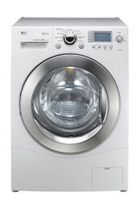 Washer/dryer combinations can be an energy-efficient option. See more green living pictures.